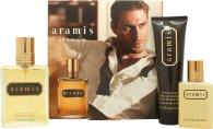 Aramis Aramis Gavesæt 110ml EDT Spray + 50ml EDT Splash + 100ml A/Shave Balm