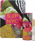 Sarah Jessica Parker NYC Gavesæt 100 EDP + 10ml EDP Roller Ball