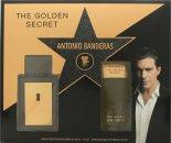Antonio Banderas The Golden Secret Gavesæt 50ml EDT + 100ml After Shave Balm