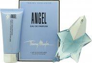 Thierry Mugler Angel Gavesæt 50ml EDP Spray + 100ml Perfuming Body Lotion