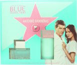 Antonio Banderas Blue Seduction for Women Gavesæt 50ml EDT + 100ml Body Lotion