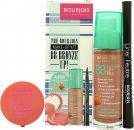 Bourjois BB Bronze Up! Gavesætt 30ml BB Bronzing Cream + 2.5g Cream Blush - 02 Glow + 0.8ml Liner Feutree - Sort