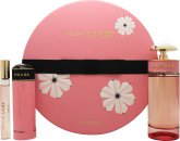 Prada Candy Florale Gavesæt 80ml EDT + 75ml Body Lotion + 10ml Roll On