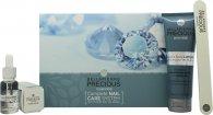 Bellapierré Precious Diamonds Complete Nail Care System Gavesæt 120ml Hand & Body Lotion + 15ml Cuticle Oil Treatment + Diamond Neglefil + Neglebuffer